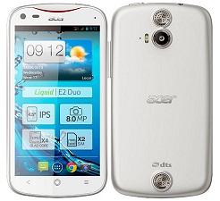 ACER LIQUID E2 BLANCO 4.5'' QC SMARTPHONE