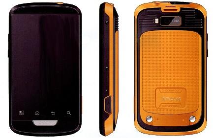 Bravus Smartphone BRVV8 Mini Gorila