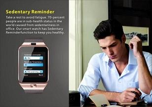 Digivolt W88 Reloj tipo Samsung Gear Replica