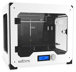 Impresora BQ 3D WitBox (Blanco)