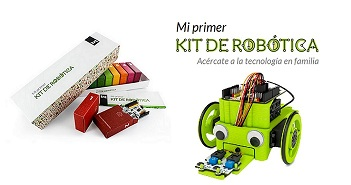 Mi primer Kit de Robotica