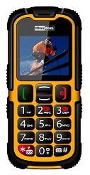 TELEFONO MAXCOM SENIOR RUGERIZADO EXTRA RESISTENTE CON LLAMADA DE EMERGENCIA MM910