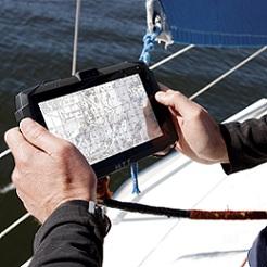 M.T.T. Tablet Rugerizada -3G- GPS - Negra