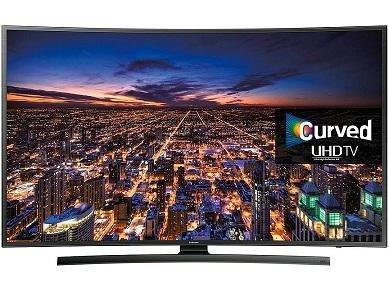 SAMSUNG UE55JU6500K TELEVISOR CURVO 55'' UHD 4K SMART TV