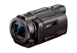 SONY VIDEOCAMARA 4K FDRAXP33B