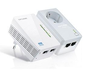 TP-LINK TL-WPA4226 KIT EXTENSOR POWERLINE WIFI AV500