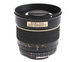 Samyang 85mm f1.4 IF Aspherical para Canon