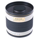 Samyang 500mm Mirror F6.3 MC IF