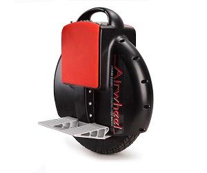 9.AIRWHEEL X3 NEGRO MONOCICLO ELÉCTRICO CON MOTOR DE 400W Y 18 KM/H  SKU: +92585
