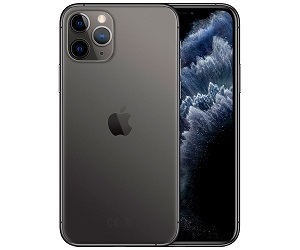 APPLE IPHONE 11 PRO GRIS ESPACIAL MÓVIL DUAL SIM 4G 5.8 SUPER RETINA XDR CPU A13/256GB/SKU: +21296