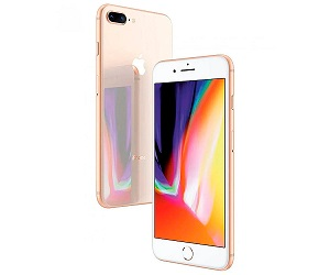 APPLE IPHONE 8 PLUS 256GB ORO REACONDICIONADO CPO MÓVIL 4G 5.5 RETINA FHD/6CORE/256GB  SKU: +21364
