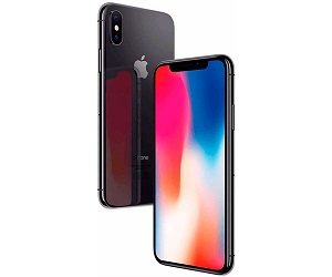 APPLE IPHONE X 256GB GRIS ESPACIAL REACONDICIONADO CPO MÓVIL 4G 5.8 SUPER RETINA OLED  SKU: +21587