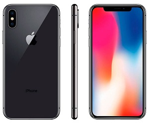 APPLE IPHONE X 64GB GRIS ESPACIAL REACONDICIONADO CPO MÓVIL 4G 5.8 SUPER RETINA OLED  SKU: +21208