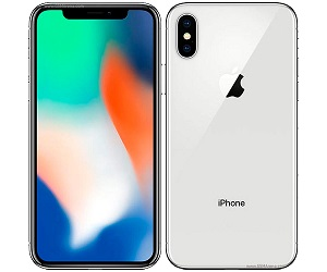 APPLE IPHONE X 64GB PLATA REACONDICIONADO CPO MÓVIL 4G 5.8 SUPER RETINA OLED HDR  SKU: +21207