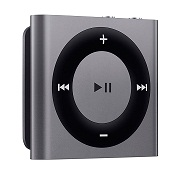 zzz.APPLE IPOD SHUFFLE DE QUINTA GENERACIÓN REPRODUCTOR DE MP3 2 GB GRIS ESPACIAL