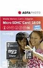 AgfaPhoto 16GB MicroSDHC Class 10 - AgfaPhoto 32GB MicroSDHC Class 10 - Tarjeta de memoria (16 GB, Micro Secure Digital High-Capacity (M  Micro Secure Digital High-Capacity  Incluye adaptador