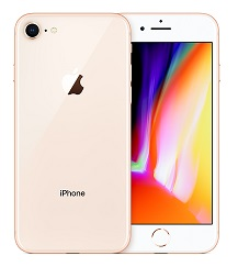 Apple iPhone 8 128GB Gold  MX182QL/A