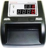 Contador Detector De Billetes Falsos Accordion BRVEC320AC  - 1) 100% probado por el Banco Central Europeo 2) Fácil de manejar: el billete puede ser aceptado de todas las direcciones 3)velocidad de detección: