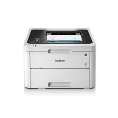 Brother Impresora Laser/LED color HL3230CW, duplex, WiFi, Bandeja 250 hojas - 18 ppm  HLL3230CDWYY1