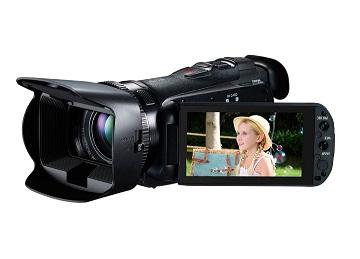CANON LEGRIA HFG25 VÍDEOCAMARA HD CON PARASOL/ PANTALLA TÁCTIL 8,8 CM/ 32GB / CMOS  SKU: +94118