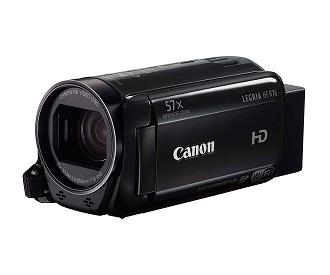 CANON LEGRIA HF R76 VIDEOCÁMARA FULL HD CON PANTALLA TÁCTIL 3 CON WIFI Y NFC  SKU: +93863