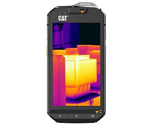 CAT S60 NEGRO MÓVIL 4G DUAL SIM 4.7 a-SI AHVA/8CORE/32GB/3GB RAM/13MP+TERMAL/5MP  SKU: +93134