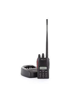 Walkie-takie CT210 Transceptor Bibanda (VHF/UHF)5 watios