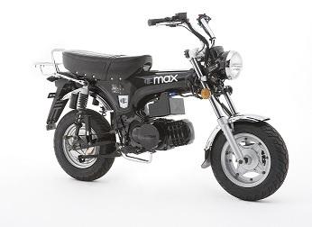 MOTO ELECTRICA EMAX FLAT BLACK