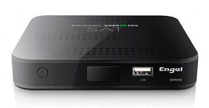 o.ENGEL ENGELDROID DVB-T2 EN1010 RECEPTOR ANDROID + SATÉLITE HD