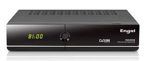 ENGEL RS8100HD RECEPTOR SATÉLITE Y TELEVISIÓN EN HD +95799