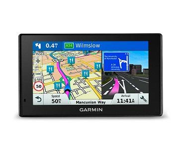 GARMIN DRIVE 60 LM EU NAVEGADOR GPS MAPAS EUROPA  SKU: +92552
