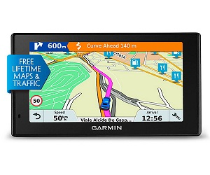 GARMIN DRIVESMART 51 WE LMT-S GPS CON MAPAS PREINSTALADOS DE EUROPA OCCIDENTAL  SKU: +95802