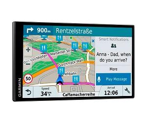 GARMIN DRIVESMART 61 EUROPA LMT-S NAVEGADOR GPS CON PANTALLA TÁCTIL SIN BORDES  SKU: +97961