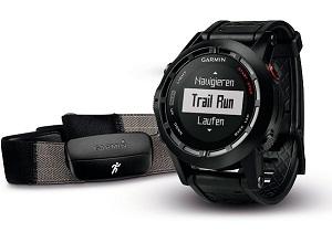 GARMIN FENIX 2 RELOJ GPS PARA DEPORTES Y OUTDOOR CON PULSÓMETRO HR-RUN