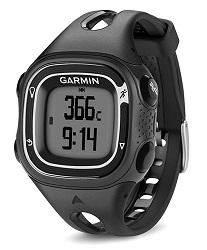GARMIN FORERUNNER 10 GPS NEGRO/PLATA