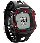 GARMIN FORERUNNER 10 GPS NEGRO/ROJO