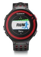 GARMIN FORERUNNER 220 RELOJ DE CARRERAS GPS NEGRO/ROJO
