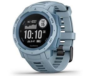 GARMIN INSTINCT SEA FOAM 45mm SMARTWATCH RESISTENTE GNSS GPS ANT+ BLUETOOTH  SKU: +22047