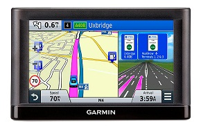 GARMIN NUVI 55 WE NAVEGADOR GPS PARA COCHE CON MAPAS DE EUROPA OCCIDENTAL