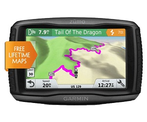 GARMIN ZUMO 595LM EU GPS PARA MOTOS /PANTALLA TÁCTIL / RESISTENTE AL AGUA  SKU: +92550