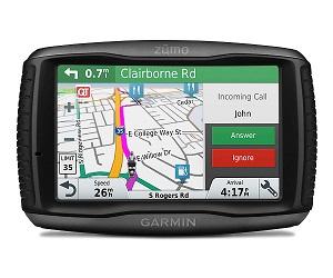 GARMIN ZUMO 595LM TRAVEL EDITION EUROPA + EXTRAS GPS PARA MOTOS 5 TÁCTIL RESISTENTE AL AGUA +93613