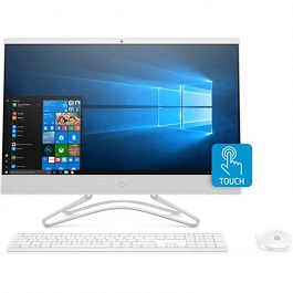 HP All-in-One 24-F0075NS Intel Core i5-9400T/8GB/512GB SSD/23.8