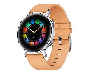 HUAWEI WATCH GT 2 CLASSIC EDITION BEIGE 42MM SMARTWATCH TÁCTIL AMOLED 1.39 GPS 5ATM  SKU: +22243