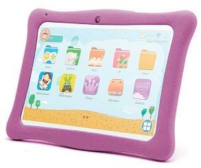 INNJOO KIDS TAB BLANCA TABLET WIFI 10 IPS PROTECTOR ROSA TFT QUADCORE 16GB 1GB RAM  SKU: +22024