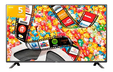 LG 42LF5800 TELEVISOR DE 42 LCD IPS LED FULL HD SMART TV