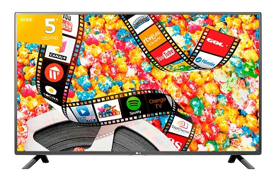 LG 50LF5800 TELEVISOR DE 50 LCD IPS LED FULL HD SMART TV
