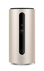 Camara de video rotativa Mate aluminio, modelo Pro. Monitor multifuncional para mascotas