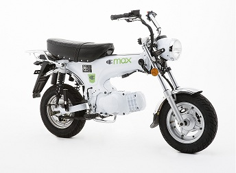 MOTO ELECTRICA EMAX FLAT WHITE