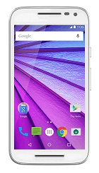 MOTOROLA XT1541 MOTO G 3rd 8GB BLANCO SMARTPHONE
