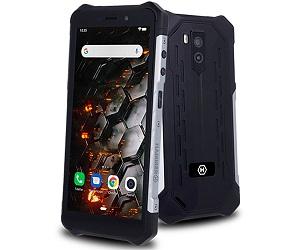 MYPHONE HAMMER IRON 3 PLATA MÓVIL 3G RESISTENTE IP68 DUAL SIM 5.5 IPS HD/4CORE  SKU: +21813
